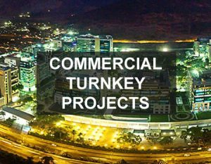 Commercial Turnkey Projects